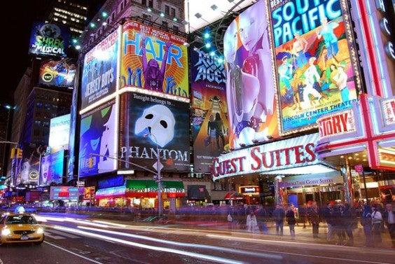 Broadway Present