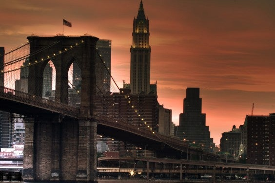 Brooklyn Bridge Present