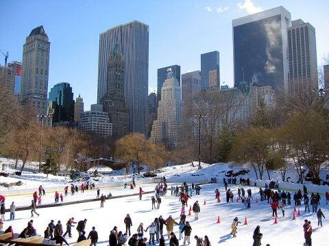 Central Park Present
