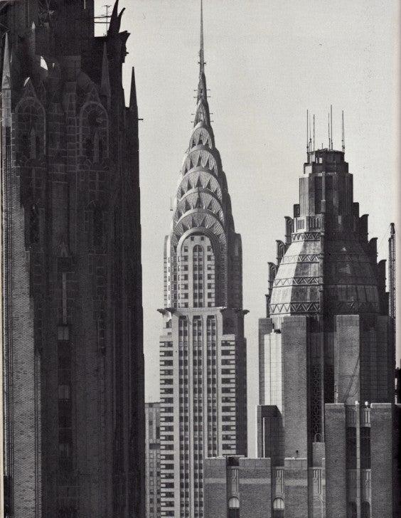 Chrysler Building 1966