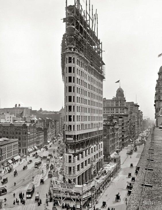 Flatiron Building 1902