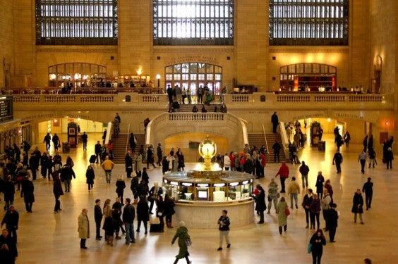 Grand Central Present