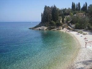 paxi greek islands