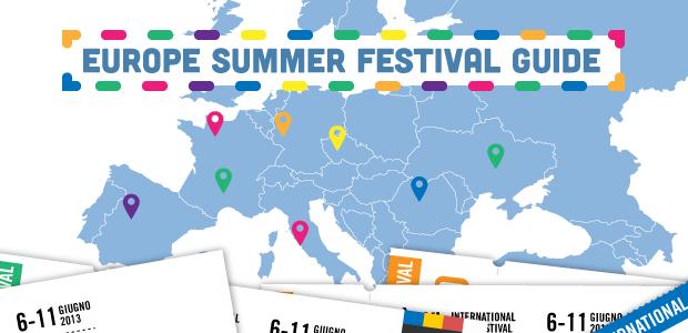 Europe Summer Festival Guide