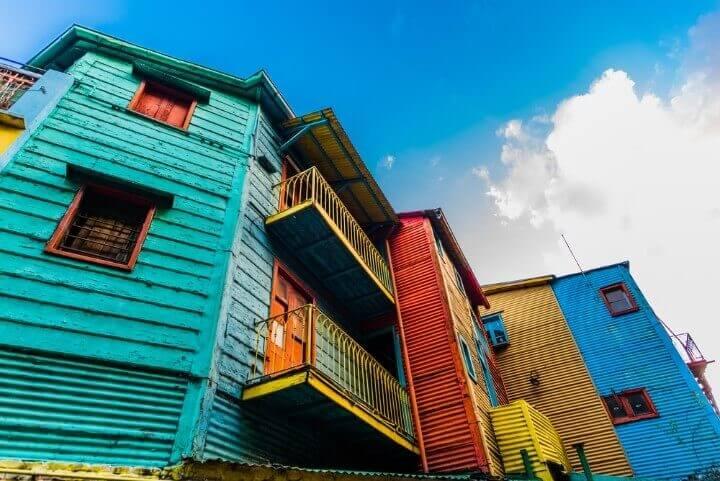 Caminito - La Boca - Buenos Aires- Argentina