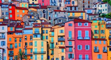 10 Colourful Places Around The World