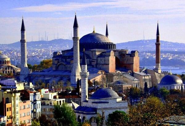 Hagia Sophia, Istanbul - Turquie