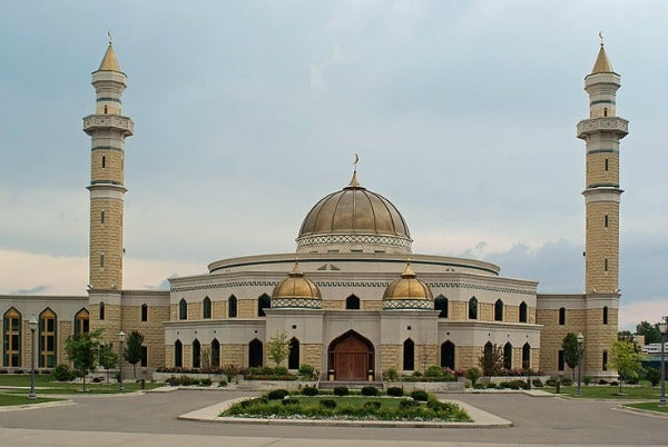 Islamic Center of America dearborn