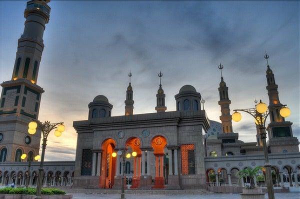 Centre Islamique de Samarinda, Masjid- Indonesie