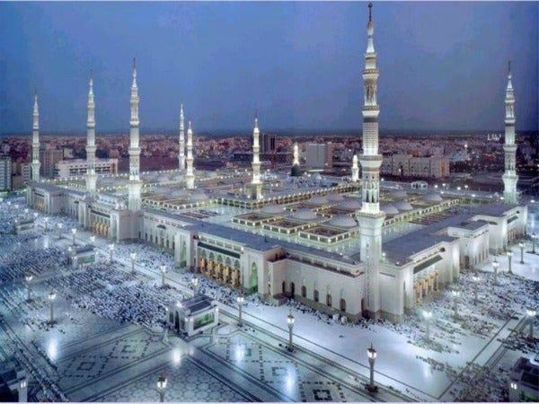 Masjid Nabawi, Madina - Arabie Saoudite
