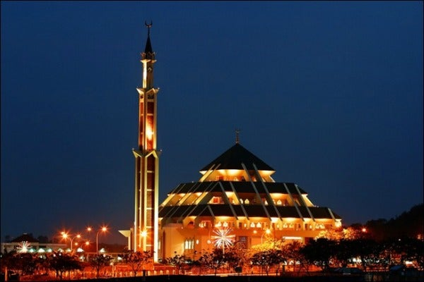 Masjid Raya Batam mosque france