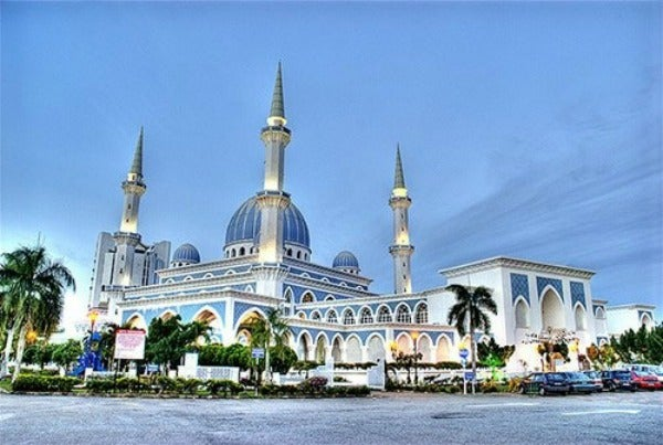 Sultan Ahmad Shah State Mosque malaysia