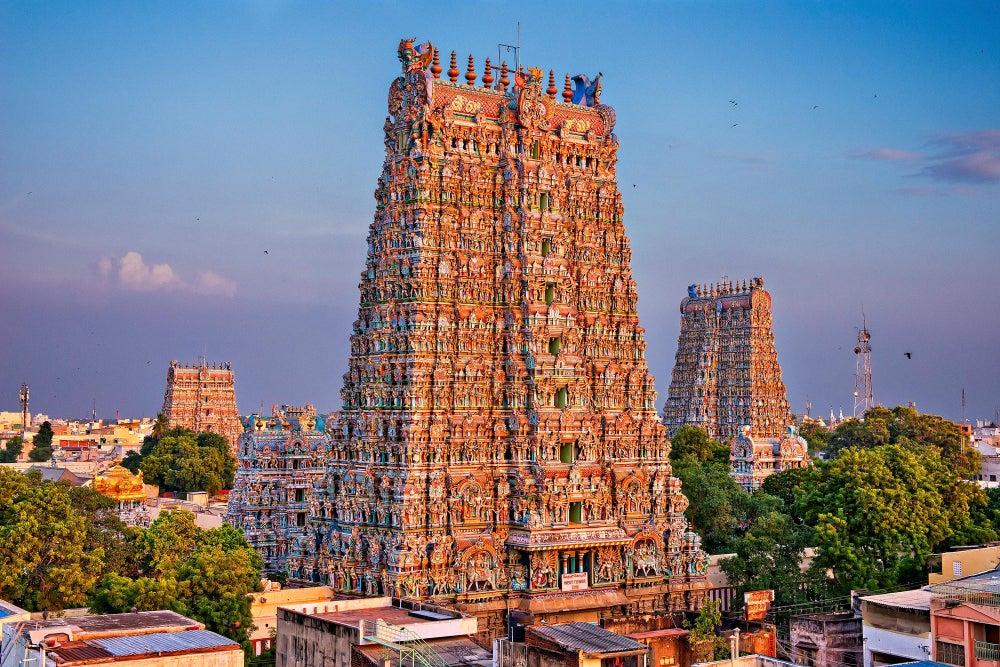 Meenakshi Temple - India
