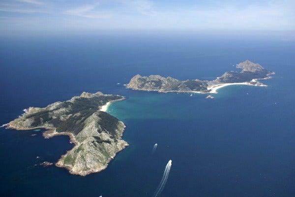 cies islands aerial