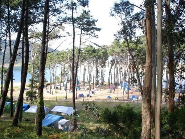 cies islands camping