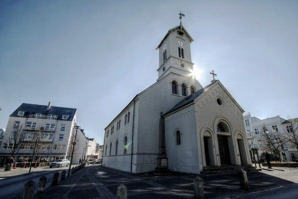 domkirkjan reykjavik