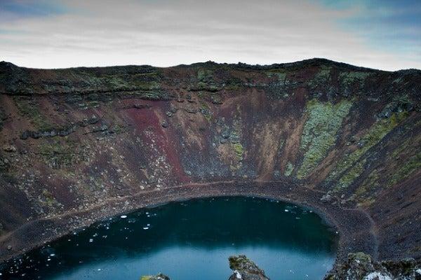 volcano tour reykjavik