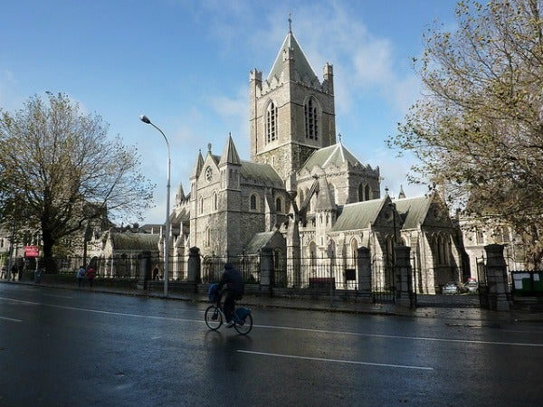 Cathédrale de Christ Church - Dublin