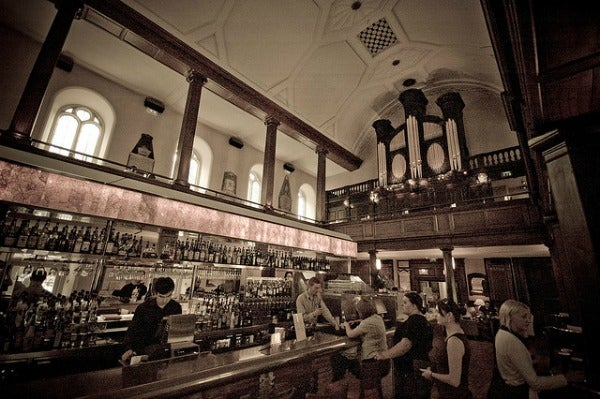 Church Pub - Dublin