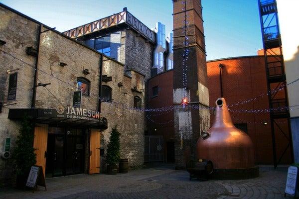 Distillerie Jameson - Dublin
