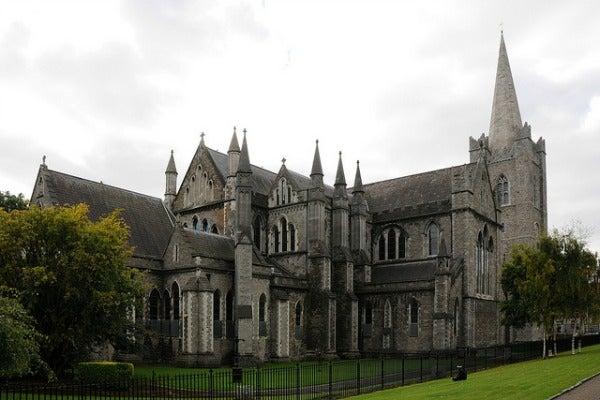 Cathédrale St. Patrick Dublin