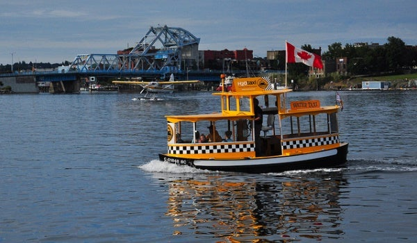Water-taxis
