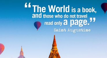The Most Inspiring Travel Quotes