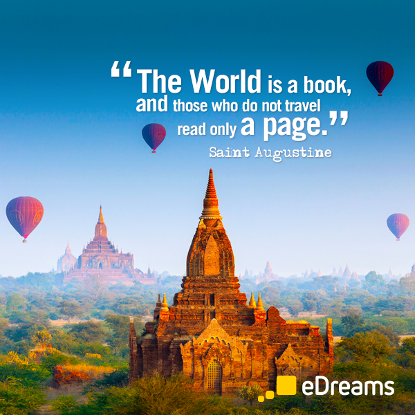 Sayings About Travelling The World