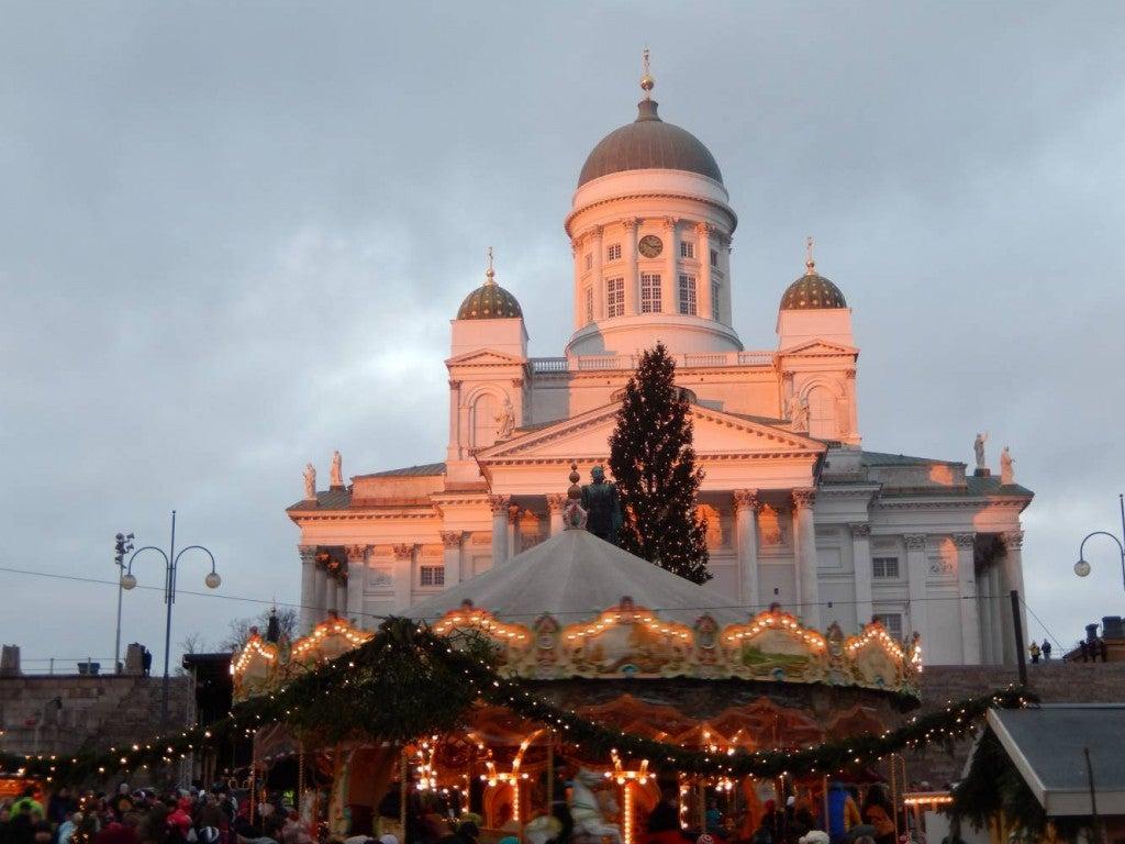 Helsinki-Christmas