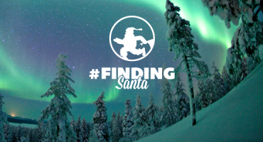 Win a Trip to Lapland with #findingsanta
