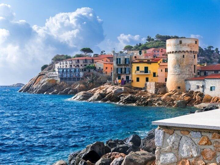Giglio island - Italy