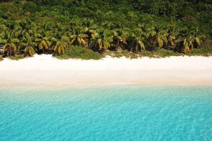 Jost Van Dyke - Ilhas Virgens Britânicas