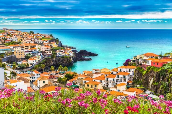madeira - funchal - portugal