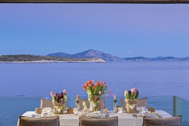 The Moorings Restaurant in Athens