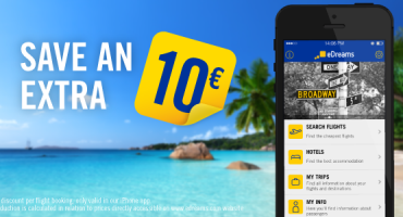 Book Flights for Less with the eDreams iPhone App