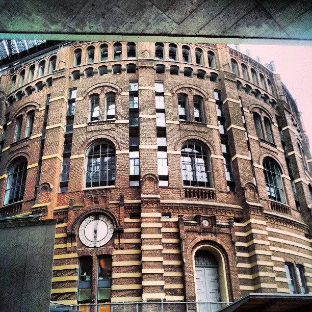 Gasometer Vienna