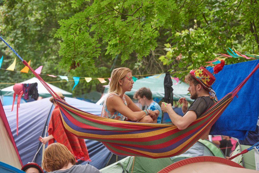 Sziget Festival, one of the favourite things to do in Budapest in the Summer