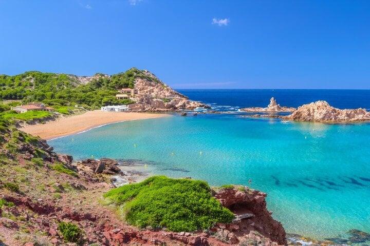 Cala Pregonda - Menorca