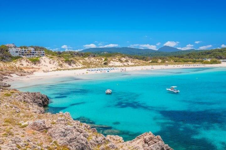Son Saura - Menorca beach