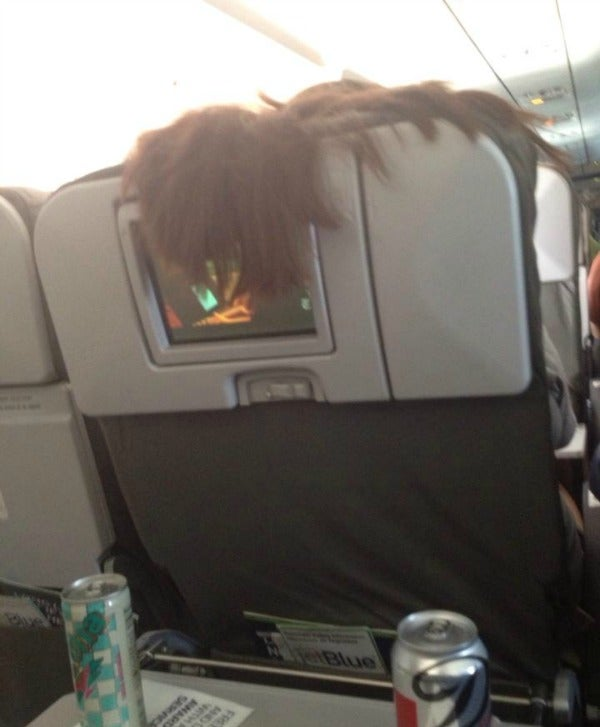 hair inflight entertainment