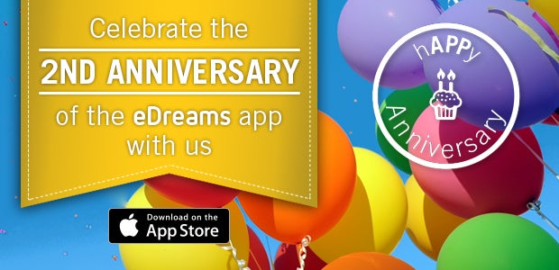 Enter our hAPPy Anniversay promotion foro your chance to win!