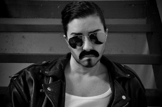 selleck mustache