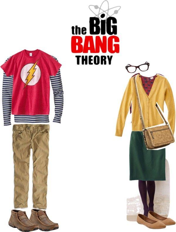 Big Bang Theory costume