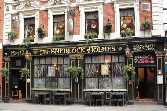 Pubs de Londres durante las vacaciones