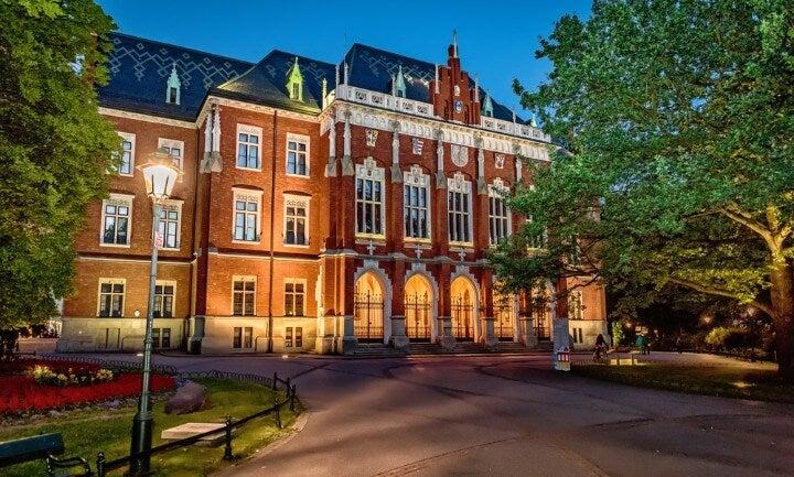 Jagiellonian University at krakow