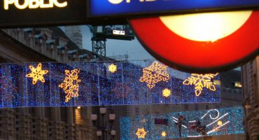 12 Days of Christmas in London