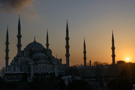 Around the world in Istanbul, turkey