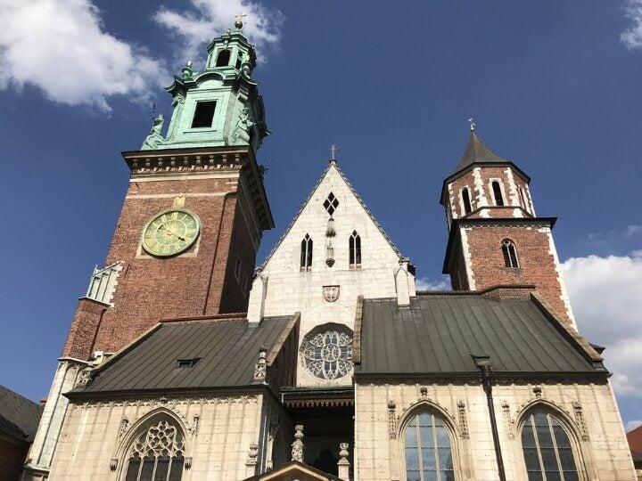 Sigismund Bell - church in krakow