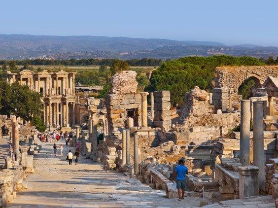 Ephesus Turkey_134014586