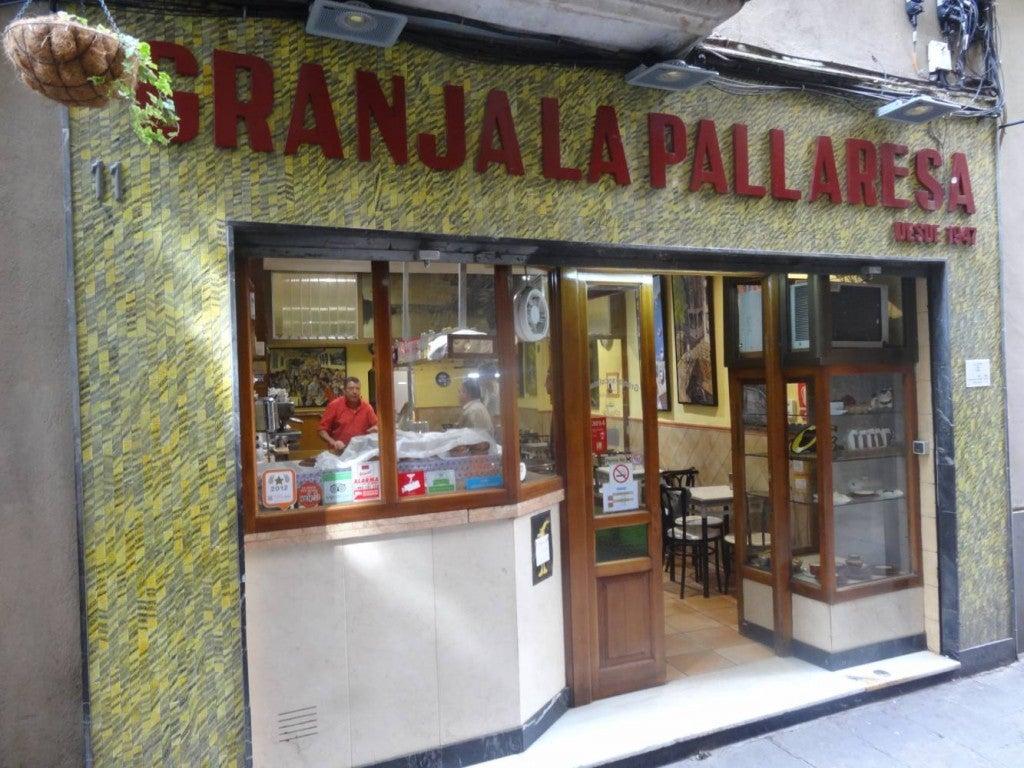 Granja la pallaresa - Barcelona
